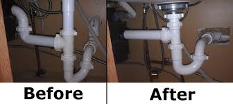 replumbing an improper trap home improvement stack exchange blog