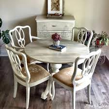 Refinishing Wood Dining Table Kitchen Table Refurbished Kitchen Table Ideas And Images About