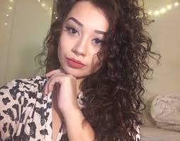 thin long permed hair best spiral curls ideas on pinterest perm perms awesome long hair
