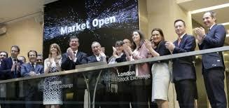 the market open ceremony stock exchange