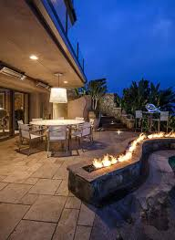 Glass Firepits Glass Pits Propane Outdoor Propane Pit Patio Tropical