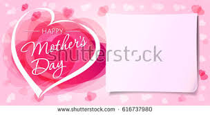 s day greeting cards happy mothers day banner mothers stock vector 616737980