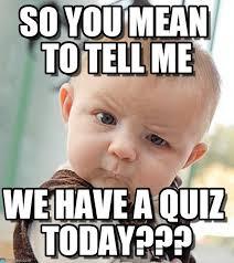 Quiz Meme - saturday quiz 12 december 2016 my english world