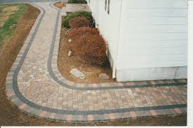 good looking paver walkway design ideas the designing of paver good looking paver walkway design ideas