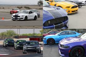 Dodge Viper Hellcat - dodge vs ford hellcats and gt350s are so fast they come with