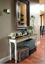 entry way table decor small entry table ideas kinsleymeeting com