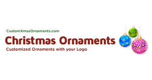 custom ornaments with your logo