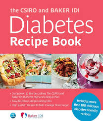 csiro and baker idi diabetes diet and lifestyle plan csiro