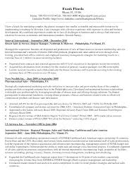 An Effective Chronological Resume Sample Resume Examples For Marketing Resume Format Download Pdf
