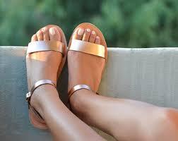 women u0027s barefoot sandals etsy