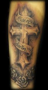diamond cross tattos free tribal cross tattoos hand gallery