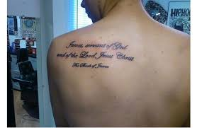 45 inspirational bible verse tattoos