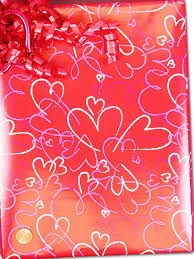 heart wrapping paper hearts wedding wrapping paper