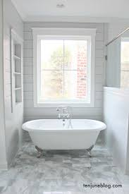 Bathroom Trim Ideas Farmhouse A Tour Of The Master Bathroom Shiplap Passive Sw