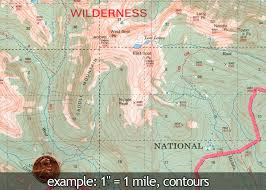 Cabinet Mountains Wilderness Gates Of The Mountains Wilderness Map Rocky Mountain Maps