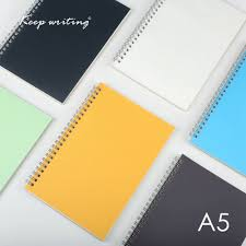 writing on lined paper dotted lined paper online shopping the world largest dotted lined a5 spiral book 50 sheets coil notebook lined dot blank grid paper dotted diary school supplies