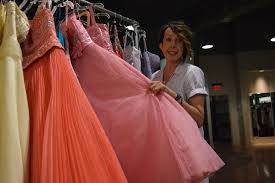affordable dresses nonprofit offering affordable dresses finds home at gwinnett place