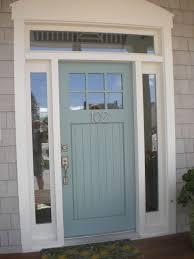 how to paint the front door blue front doors wooden door with glass best 25 colored ideas on