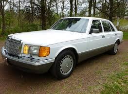 mercedes 420sel 1986 mercedes 420sel german cars for sale