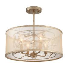 ceiling semi flush light by lavery 4434 252