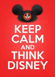 Keep Clam Meme - keep calm and carry on disney style