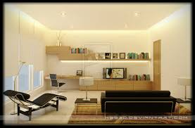 luxury interior design ideas for study room features sunny beige