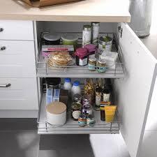 tiroir coulissant cuisine tiroir pour meuble de cuisine décor à la maison