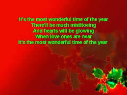 it s the most wonderful time of the year lyrics