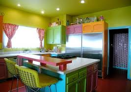 painting ideas for kitchen walls amazing kitchen wall paint orange and green my home design journey