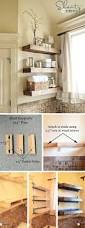 Creative Bookshelf Ideas Diy Shelves Simple Shelf How To Make Restoration Hardware Shelves