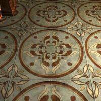 item floral tile floor lotro wiki com