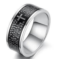 black ring 8 5 mm titanium ring wedding bands men women ring chesele