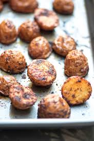 oven roasted bbq potatoes valerie u0027s kitchen
