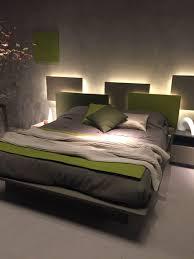 Cool Led Lights For Bedroom Headboards Superb Cool Bedroom Ideas Modern White Led Bedroom