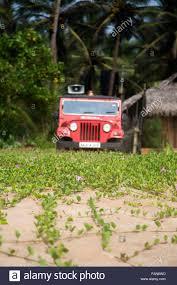 beach jeep surf lifeguard jeep at agonda beach in india goa surf life saving