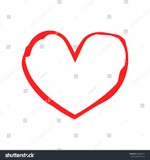 red heart medicine valentines day heart stock vector 542684917
