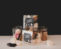 smores wedding favors diy gourmet s more favors green wedding shoes