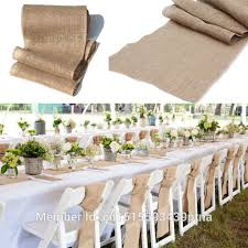 where to buy wedding supplies best 25 hessian table runner ideas on wedding runners