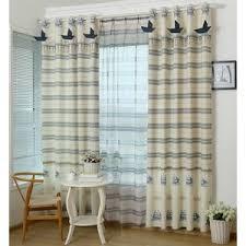 Nautical Striped Curtains Beautiful Cheap Nautical Curtains On Sale Highendcurtain Com