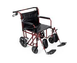 lightweight bariatric transport chair medline industries inc