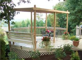 Pinterest Decks by Pergola Deck Pergola Awesome How To Make Pergola Best 25 Deck