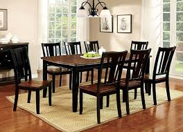 Dining Room Sets 6 Chairs by Amazon Com Furniture Of America Macchio 9 Piece Transitional