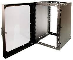 15u server rack cabinet 4 factors in selecting your wallmount cabinet racksolutions