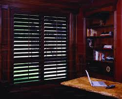 plantation shutters for the home office carmel fishers