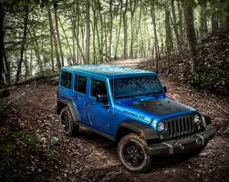 jeep limited black jeep unleashes black bear limited edition wrangler