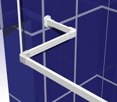 shower curtain rail uk curtain design shower curtain rails bathroom water damage prevention specialists