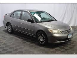 used 2005 honda civic for sale in minneapolis mn edmunds