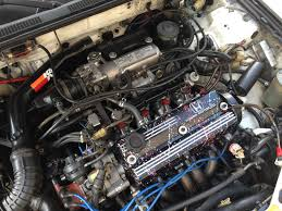1989 honda accord engine d i y detail your engine bay with wd 40 honda accord 1 9 8 9