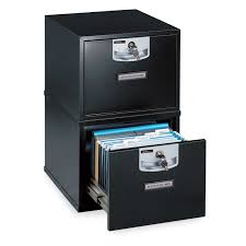 Decorative File Cabinets Decorative File Cabinets From Low Black Metal Material With Locked