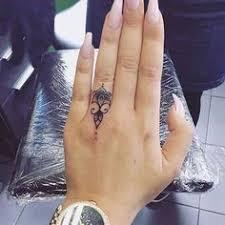 30 finger tattoos for finger and tatting